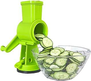 Trancheuse Mandoline Coupe-légumes Veggie Dicer Multi-Fonctions De Cuisine Pommes De Terre, Fruits Et Légumes Au Citron Tr...
