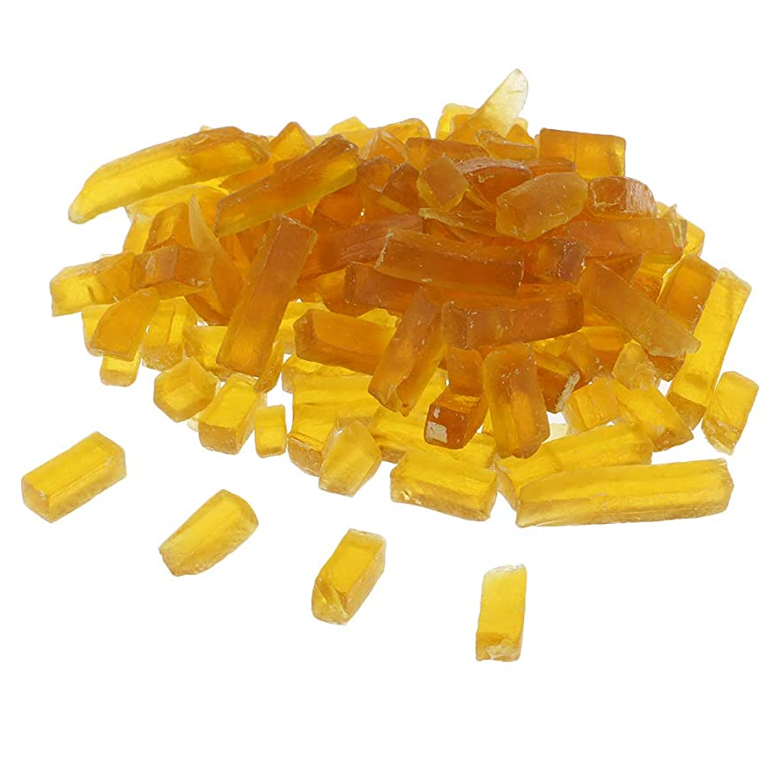 すり提案する別れるBaoblaze 溶融植物 ソープベース 石鹸用 天然植物 石鹸 石けん素地 250g イエロー