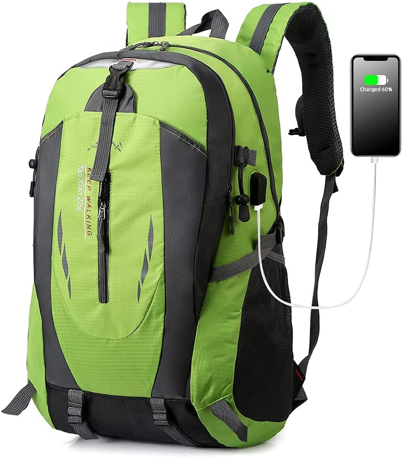 TRIPFUN 40L Lightweight Hiking Backpack women and Nylon for Max Max 82% OFF 81% OFF Men