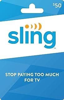 Sling TV Gift Card
