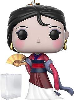 Disney: Mulan - Mulan Gown Version Funko Pop! Vinyl Figure (Includes Compatible Pop Box Protector Case)