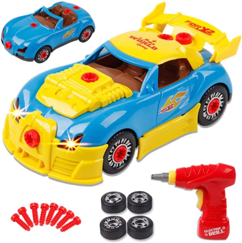 shlutesoy DIY Racing We OFFer at cheap prices Car Educatio Fees free!! Assembly Detachable