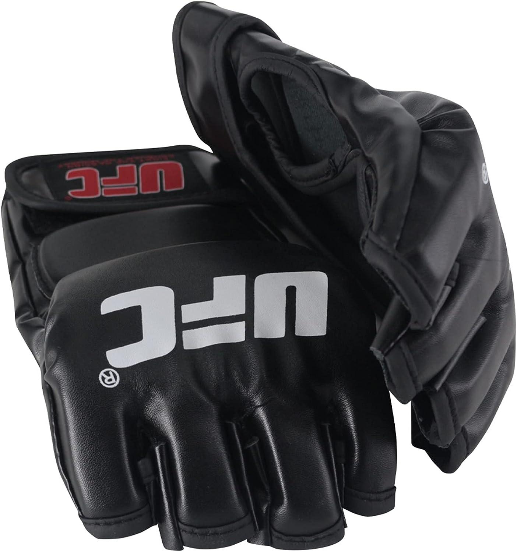 JINSHANDIANLIAO MMA Fight Black Popular Training Gloves Tiger Boxing Attention brand