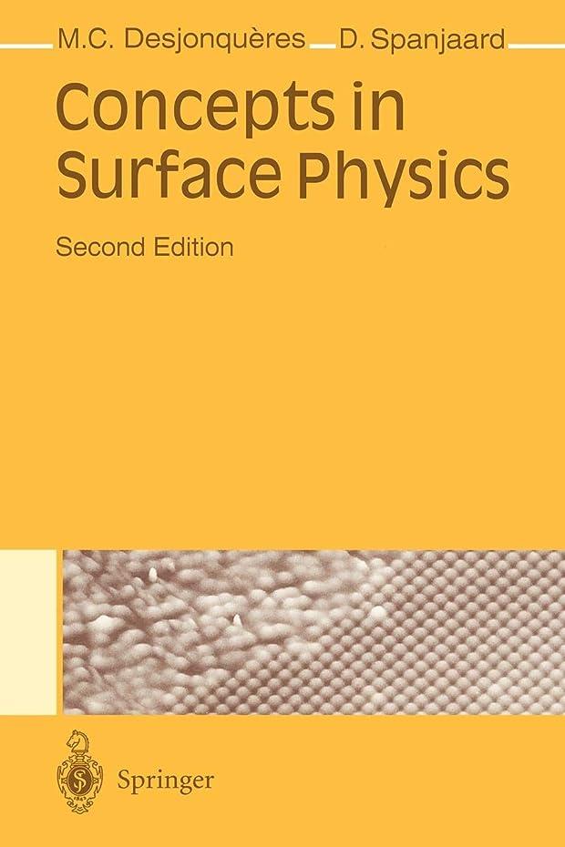 みがきます百年散文Concepts in Surface Physics (Springer Series in Surface Sciences)