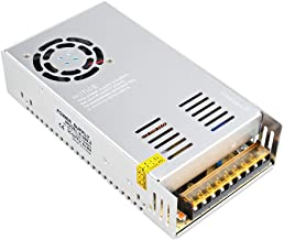 Tanbaby 5V 60A DC Universal Regulated Switching Power Supply for CCTV, Radio, Computer Project Mode Converter