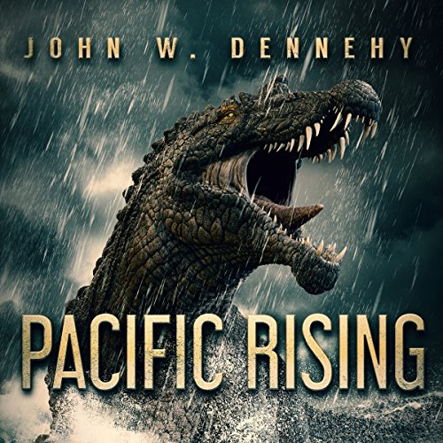 Pacific Rising audiobook cover art