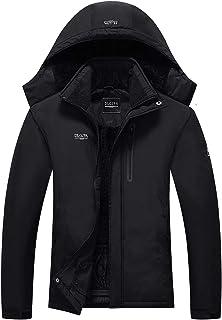 Women's Mountain Waterproof Ski Jacket Hooded...