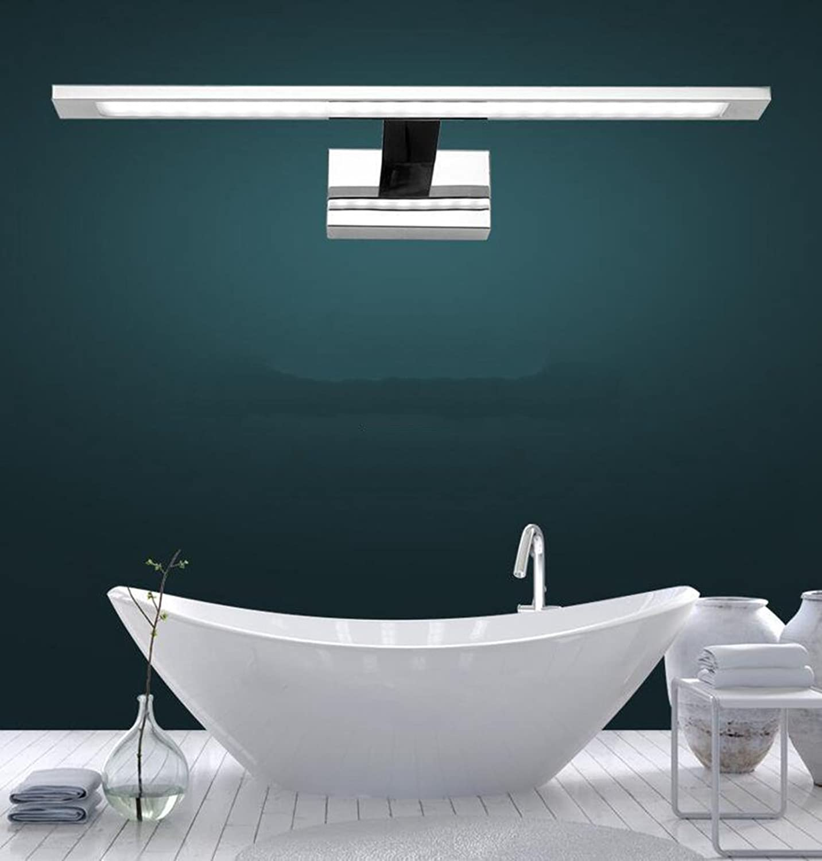 Lozse LED Spiegelleuchte Spiegellampe Badlampe Wandbeleuchtung Spiegelschrank Lampe