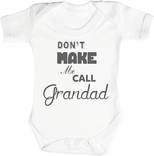 grandad baby vest