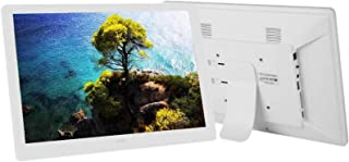 Digital Picture Frame Support Memory Advertising Machine Electronic Album White Black ad Player Video Player HD Electronic...