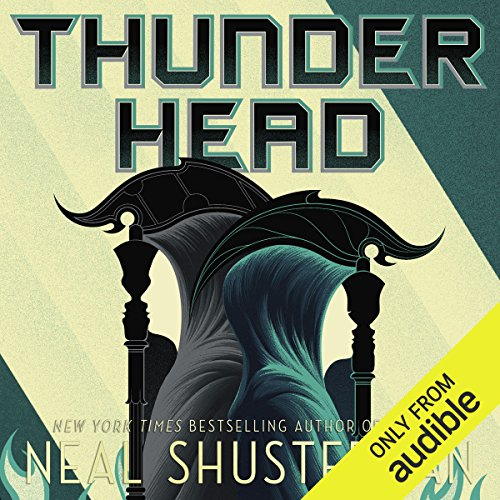 Thunderhead     Arc of a Scythe              By:                                                                                                                                 Neal Shusterman                               Narrated by:                                                                                                                                 Greg Tremblay                      Length: 13 hrs and 2 mins     242 ratings     Overall 4.8