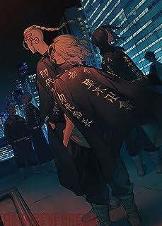 Anime Tokyo Revengers Poster Manji Gang Stad Neon Nacht Canvas Schilderij Art Slaapkamer Decoratie Kawaii Kamer DecorA2669...