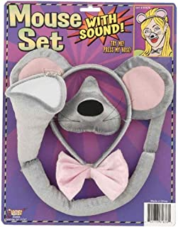 Mouse Accessory Set w/Sound