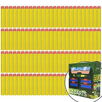 Best yellow nerf darts Reviews