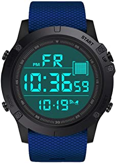 pas mal ebf04 0ce99 Amazon.fr : montre decathlon sport
