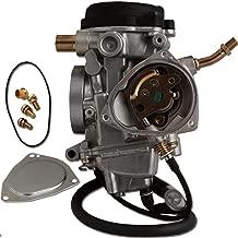ZOOM ZOOM PARTS Carburetor FOR Yamaha Kodiak 400 YFM 400 YFM400 2000 2001 2002 2003 2004 2005 2006 ATV FREE FEDEX 2 DAY SHIPPING FREE FUEL FILTER AND STICKER