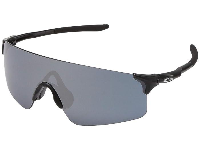 Oakley 38mm EVZero Blades (Matte Black) Fashion Sunglasses