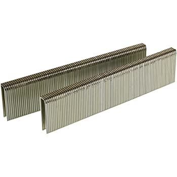 PNS18150 PORTER-CABLE 1-1//2 in 5,000-Pack x 18-Gauge Electrogalvanized Narrow Crown Staples