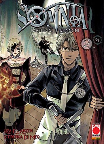 Somnia. Artefici di sogni 2 (Manga) (Italian Edition)