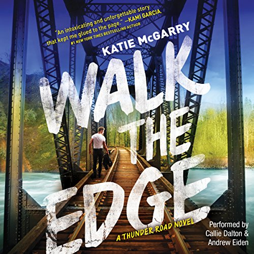 Walk the Edge audiobook cover art