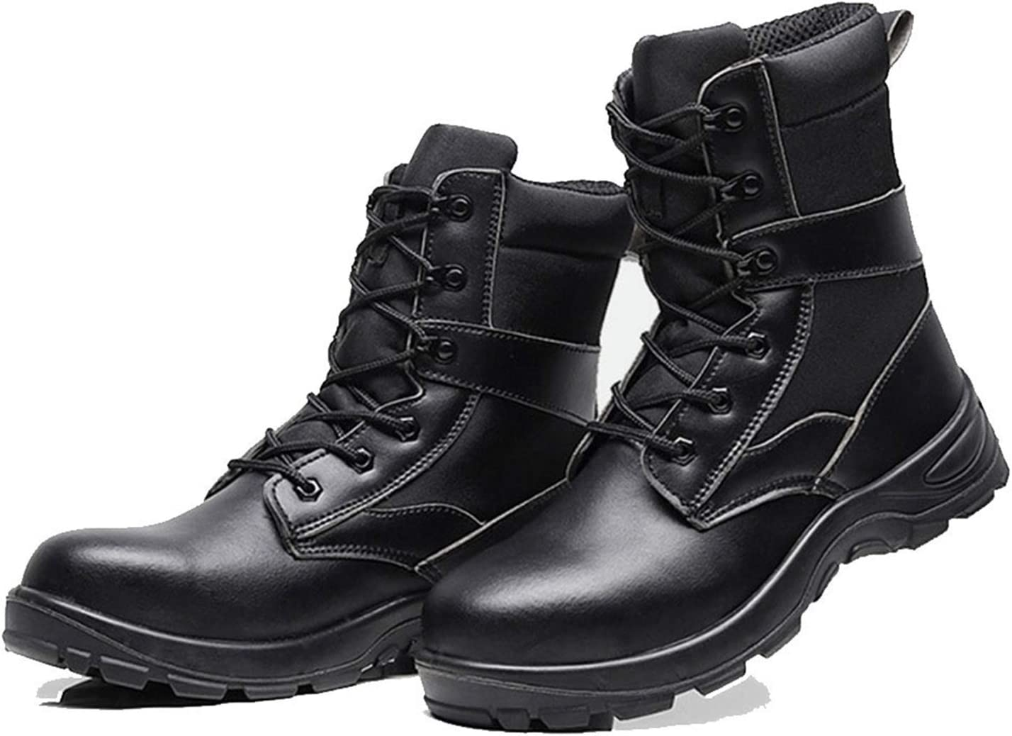 Winter Ranking TOP15 Men's Safety Work Shoes Steel Puncture Cap Toe P Trainers Luxury