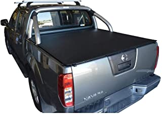 ClipOn Ute/Tonneau Cover for Nissan Navara D40 ST (Thai Built)(2009 to June 2015) Dual Cab suits Factory Sports Bars
