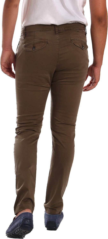 Gaudi jeans 911BU25007 Pantalon Man Brun