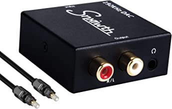 Best digital coaxial audio to analog stereo rca converter Reviews