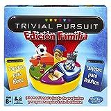 Hasbro - Juego de mesa Trivial, juego de familia