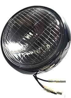 ihave Headlight Chrome Lamp for Yamaha Chappy LB50 LB80 YL2