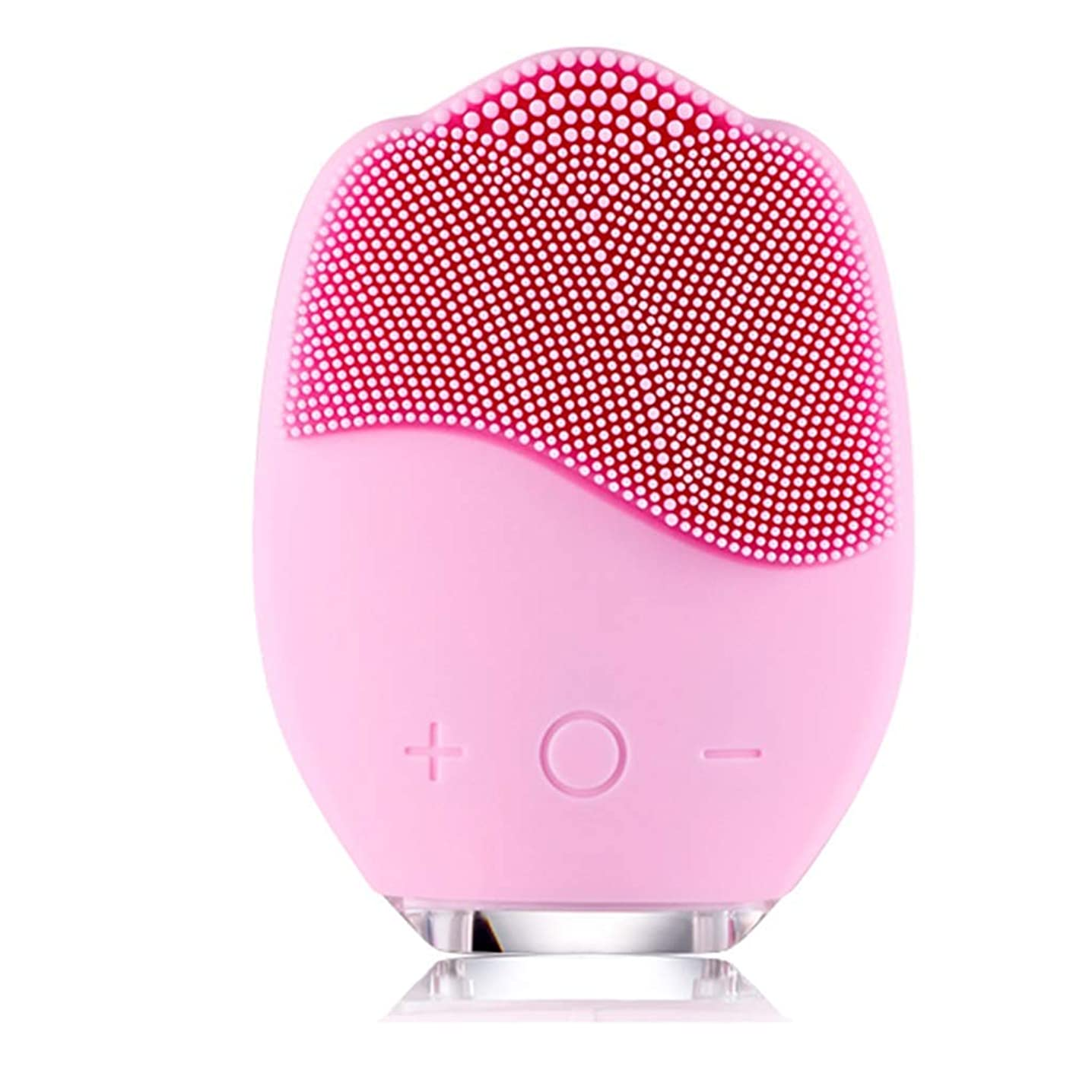 Facial cleansing brush Facial Cleaner, Electric Cleansing Instrument, Washing Machine Pore Cleaner, Cleansing Instrument, Long Brush Head, Soft, No Skin, Face Lifting, Firming Massage Cleansing