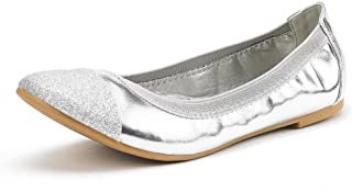 Women's Sole-Flex Ballerina Walking Flats Shoes