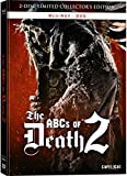 BD BR+DVD The ABCs of Death 2 UNCUT-2-Disc Collectors Edition Mediabook [Blu-Ray] [Import]