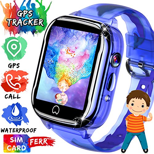 AMENON Smart Watch for Kids GPS Tracker