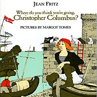 Where Do You Think You're Going, Christopher Columbus? cover art