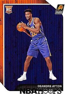 475096a54 2018-19 NBA Hoops Basketball  248 Deandre Ayton Phoenix Suns RC Rookie Card  made