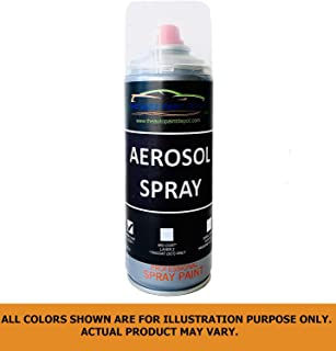 Auto Paint Depot Touch Up Paint for Dodge All Other Models-Eggshell or Spinnaker White W-1 (1974) (All Years, All Models) Aerosol Spray