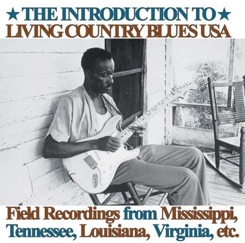 Introduction to Living Country Blues [Vinyl LP]