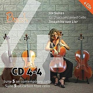 Suite 5 in c minor, BWV 1011: III. Courante - on carbon fiber cello