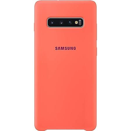 Silicone Cover Für Galaxy S10 Berry Pink Elektronik
