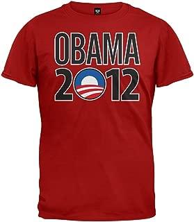 Old Glory - Mens 2012 Rising Sun Logo Dark Red T-Shirt