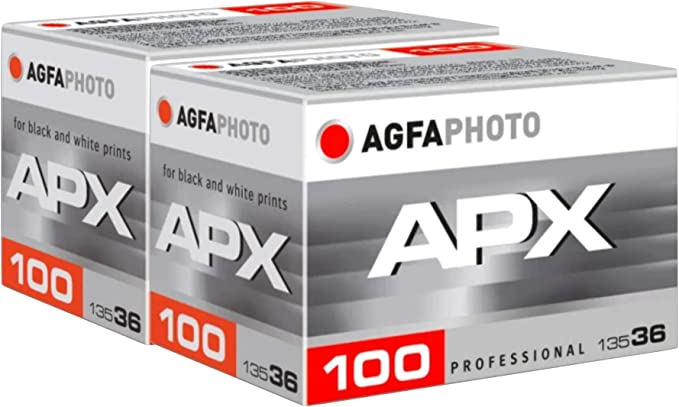 Agfaphoto Apx 400 135 36 Negativ Filme Kamera