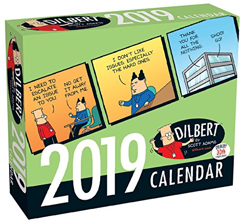 Dilbert 2019 Day-to-Day Calendar