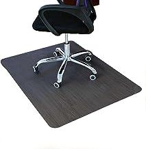 Doorzichtige stoelmat, transparant PVC-tafelkleed, 1,5 mm dikke rechthoekige harde vloermat voor bureaustoel, bureaustoelm...