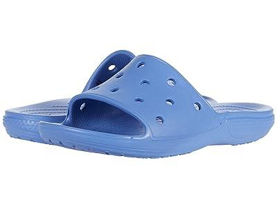 Crocs Classic Slide (Lapis) Shoes