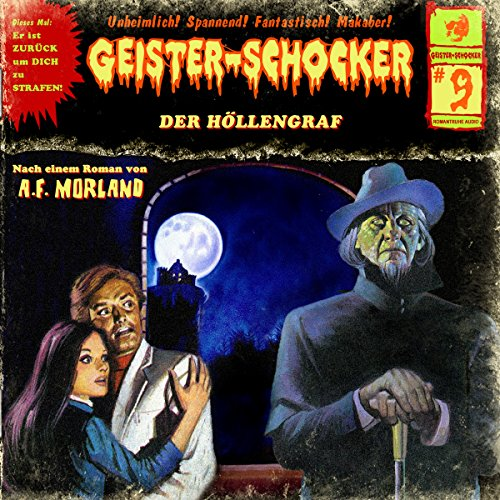 Der Höllengraf audiobook cover art