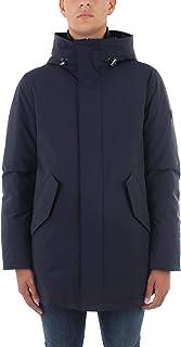 WOOLRICH Uomo Abbigliamento Blu WOOU0268MR