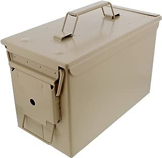 Redneck Convent Waterproof Ammo Box Military Storage Box – MTM 50 Round Flip Top Ammo Box Ammo Can Organizer Reloading Supplies