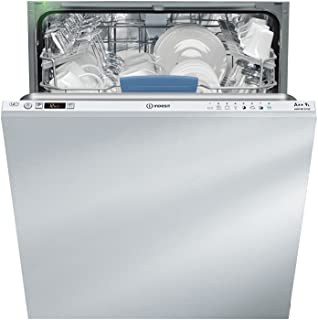 Indesit DIFP 48T9 AL EU Lavastoviglie 60cm a scomparsa totale. Classe energetica A++, display digit, 14 coperti, 8 program...
