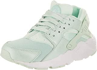 NIKE Kids Huarache Run SE (GS) Igloo/Igloo/White Running Shoe 6 Kids US
